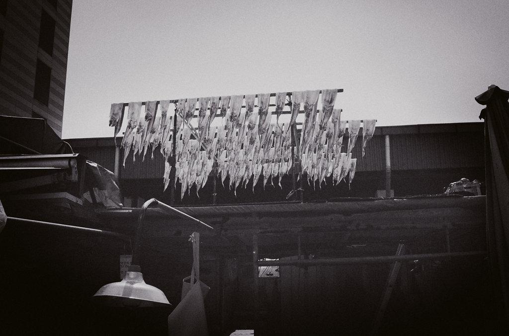 Le marché de Jagalchi